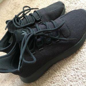 Black male adidas size 4 NWT